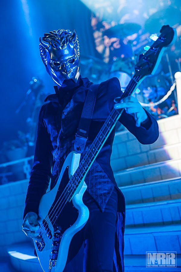 Ghost At The Fillmore In Detroit Mi National Rock Review