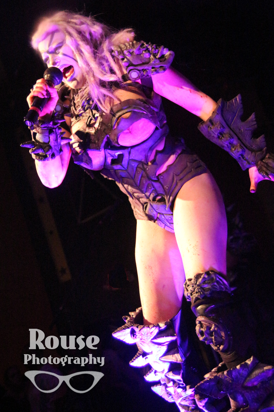 gwar at the vogue in indianapolis in on 25nov2014