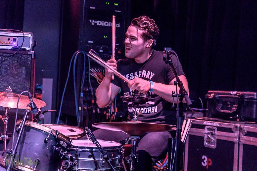 Jesse Ray And The Carolina Catfish Tour