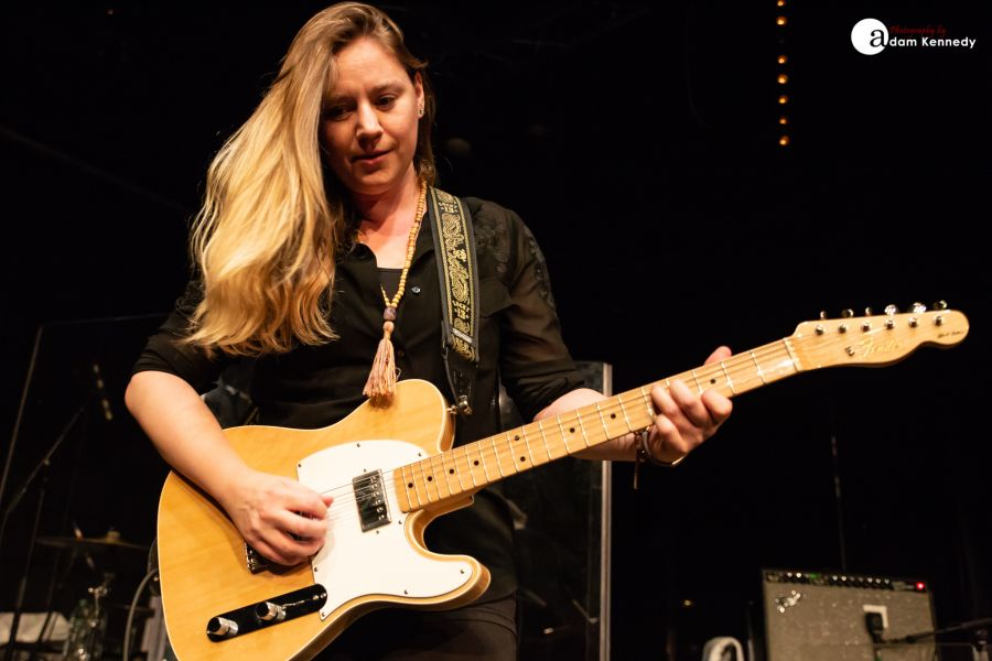 joanne shaw taylor at the arc in stockton  uk
