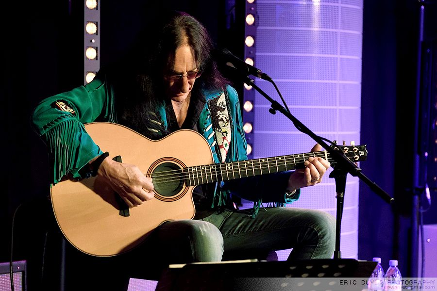 Ken Hensley At The Hospital Club In London Uk National