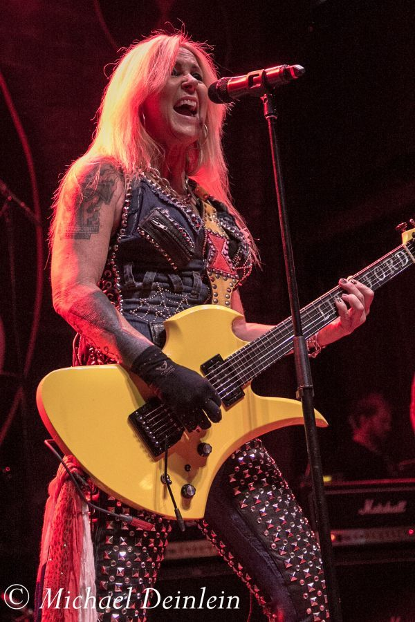 Ford Louisville Ky >> Lita Ford at The Mercury Ballroom In Louisville, KY - National Rock Review