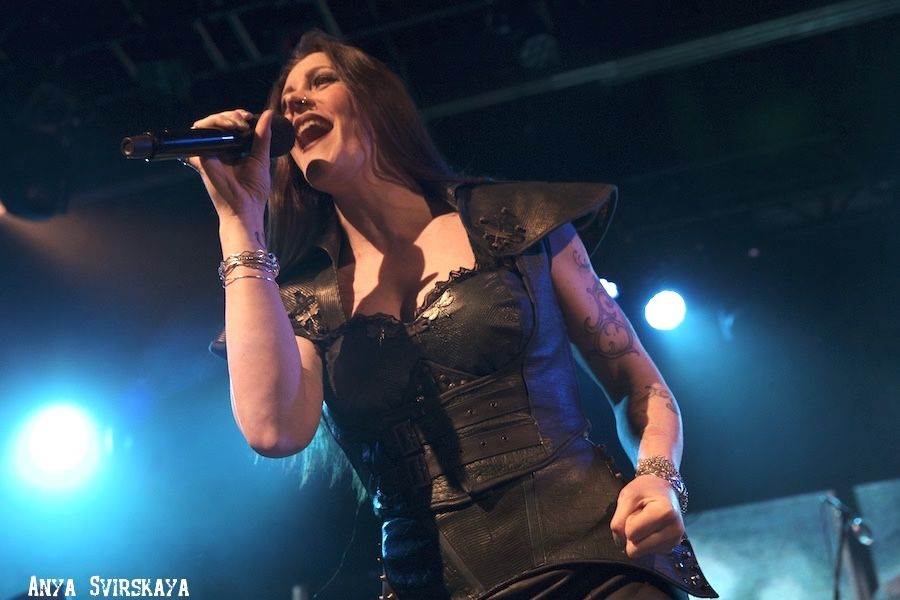 Nightwish At The Playstation Theater In New York Ny National Rock Review