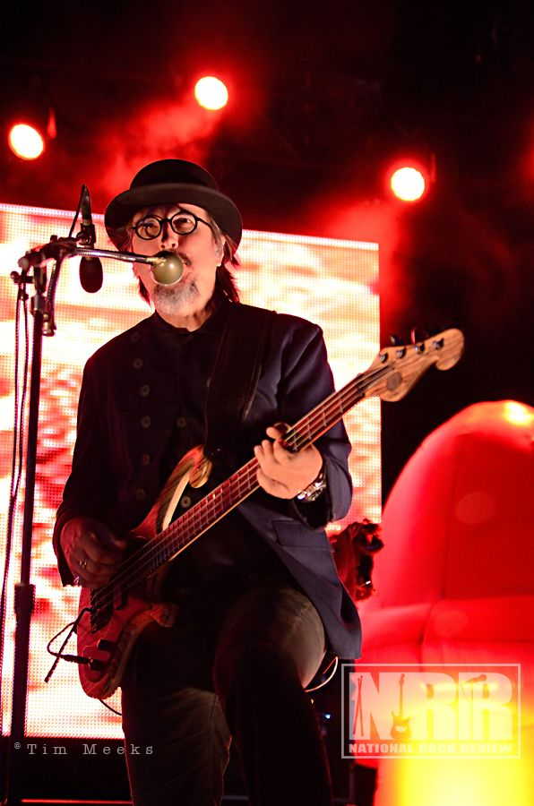 Primus at Freedom Hill in Sterling Heights, MI in 02-Aug