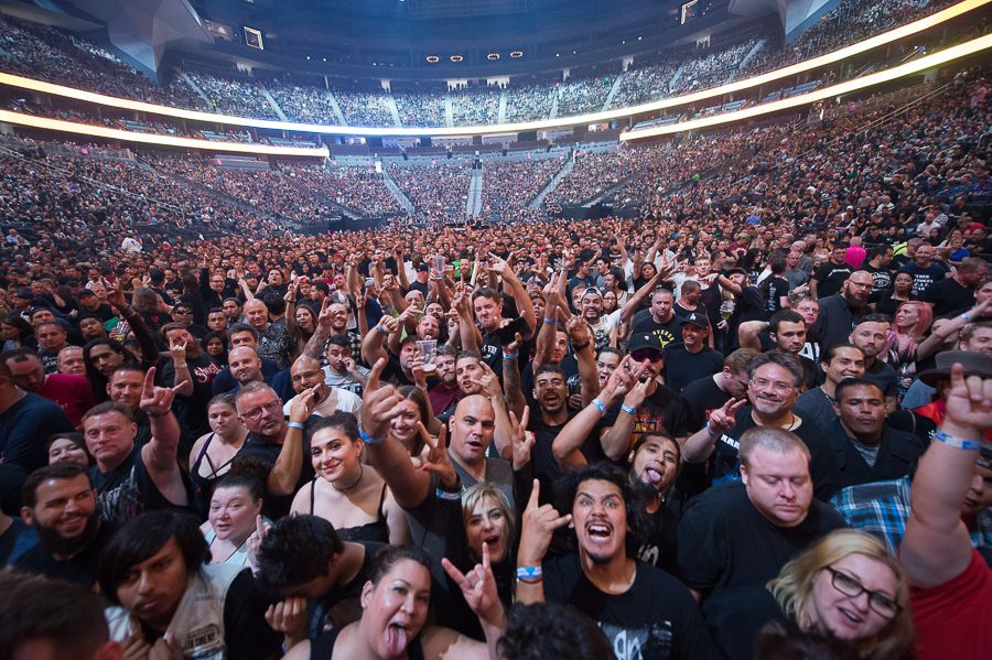 Rammstein At T Mobile Arena In Las Vegas Nv National Rock Review