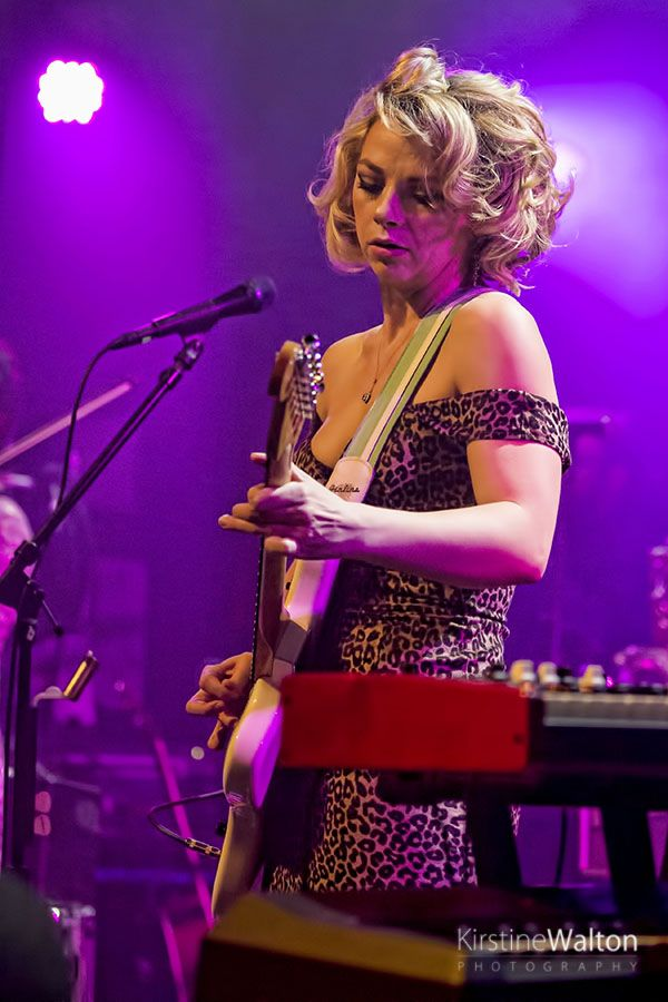 Samantha Fish at Lincoln Hall in Chicago, IL - National Rock Review