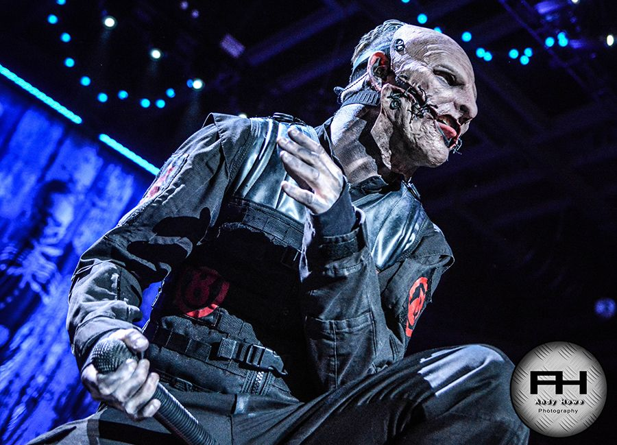 Slipknot At Erie Insurance Arena In Erie Pa On 12 May 2015