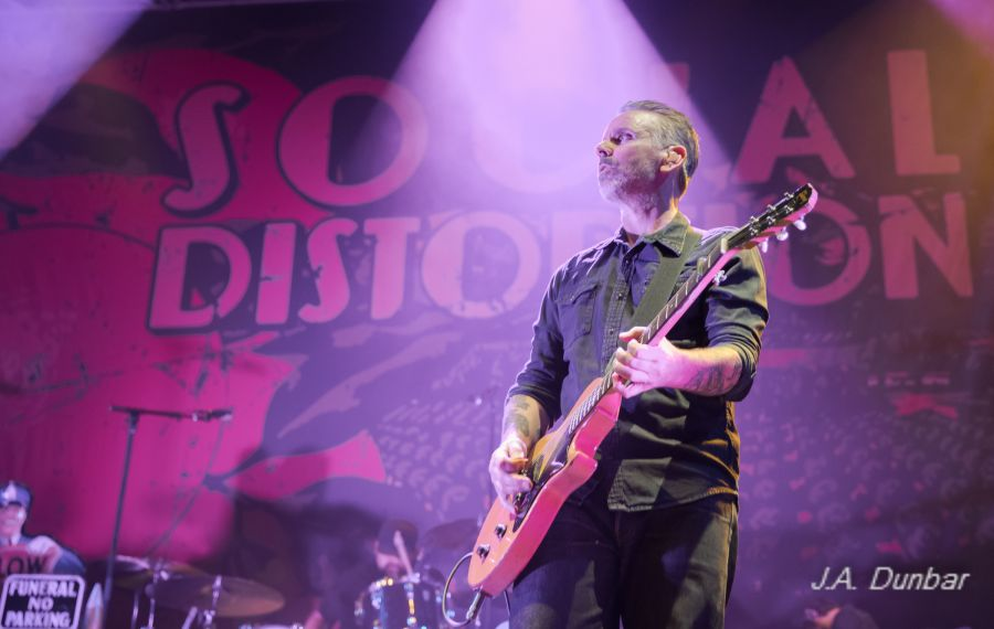 Social Distortion At The House Of Blues In Orlando Fl National