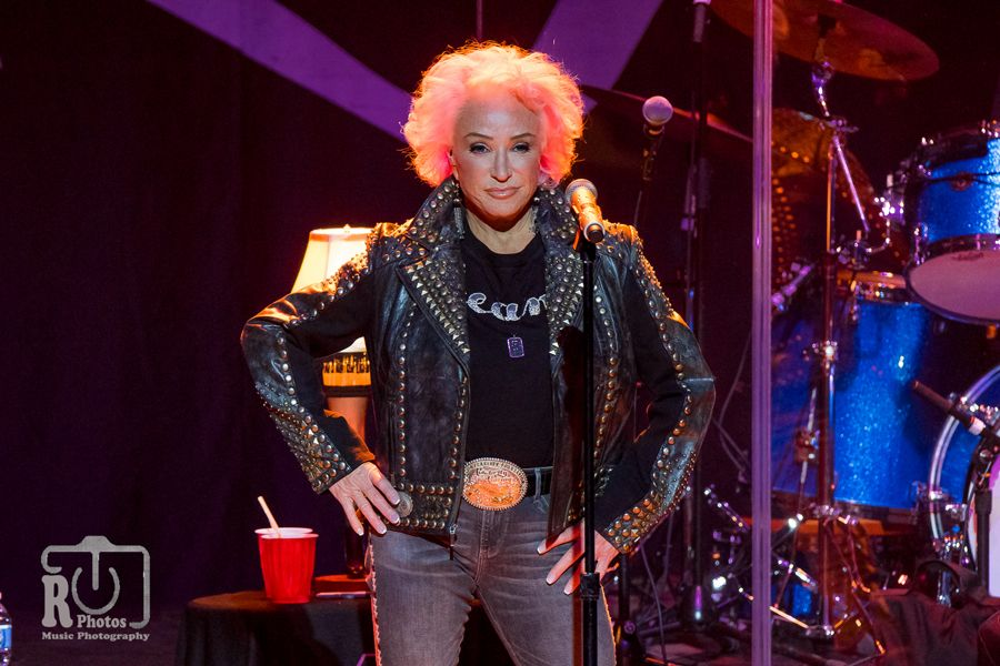 Tanya Tucker at Kalamazoo State Theatre in Kalamazoo, MI ...