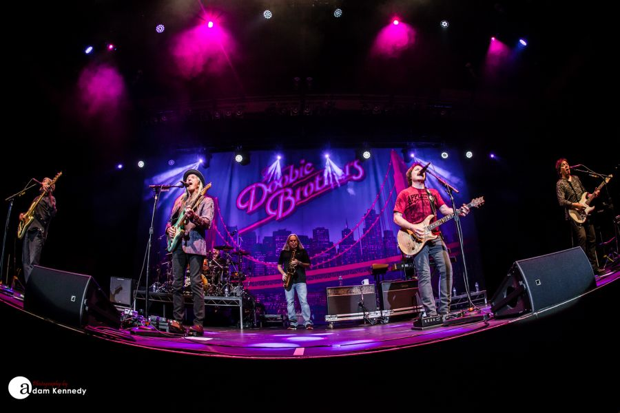 The Doobie Brothers At The Barbican In York Uk National