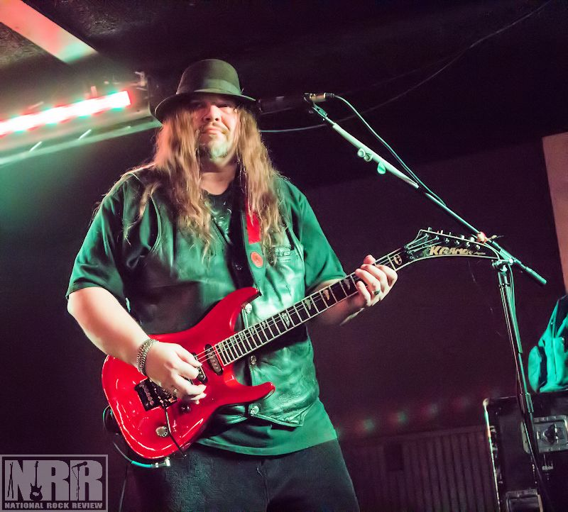 Eric Moore of The Godz...