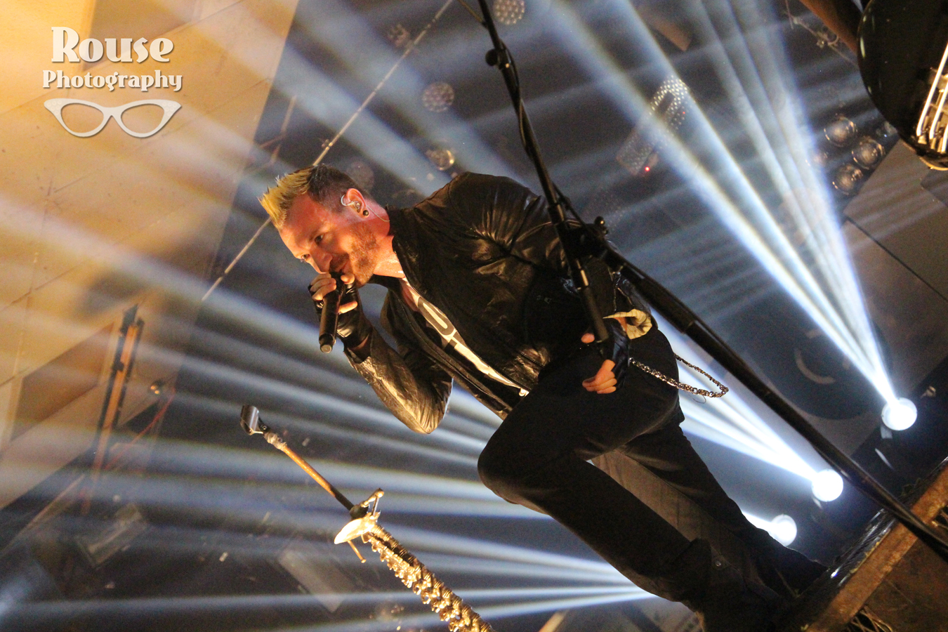 Thousand Foot Krutch at Piere's in Fort Wayne, IN on 17-Oct-2014