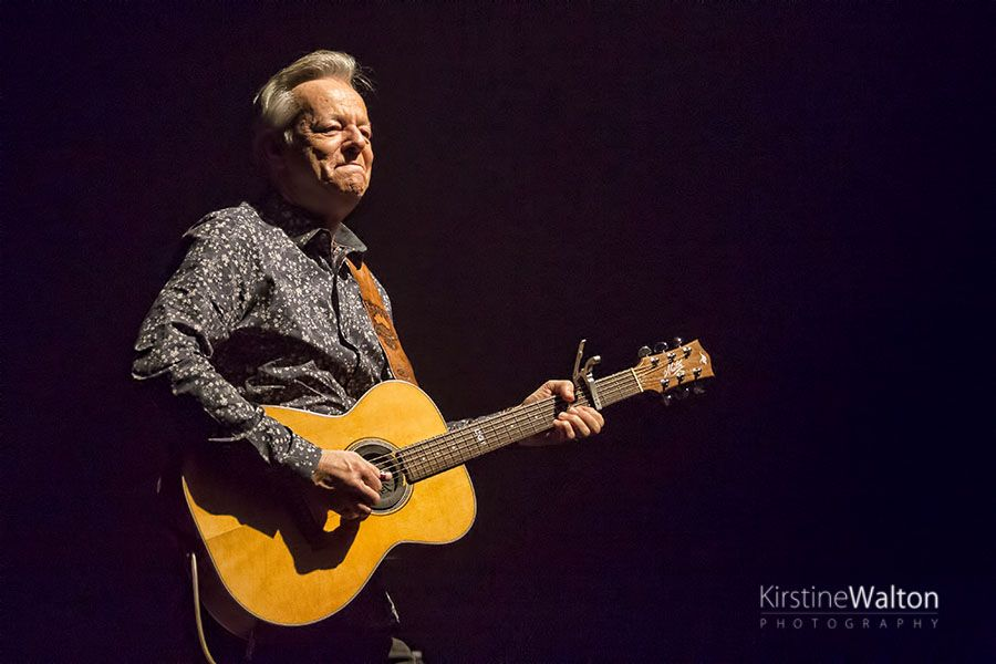 Tommy Emmanuel At Thalia Hall In Chicago Il National Rock Review