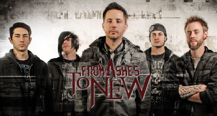From Ashes to New Vocalist Matt Brandyberry - National Rock