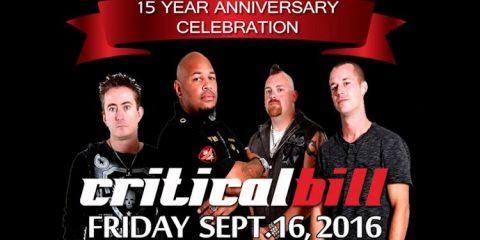 Critical Bill 15th Anniversary Publicity Photo