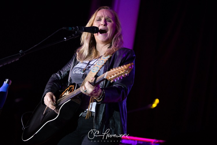 Melissa Etheridge At River City Casino In St Louis Mo