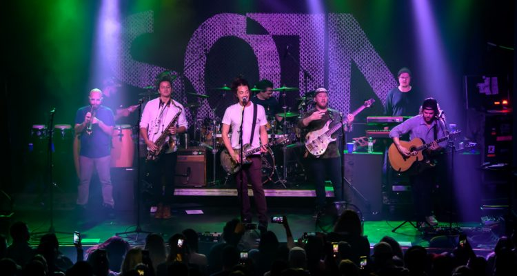 Soja At St Andrews Hall In Detroit Mi National Rock Review