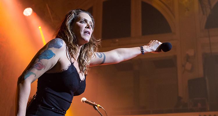 Beth Hart at Hull City Hall in Hull, UK - National Rock Review